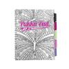 """Concord Spirálfüzet, A4, vonalas, 100 lap, PUKKA PAD """"Project book"""", színezhető"""