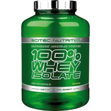 Scitec Nutrition 100% Whey Isolate 2000gr táplálékkiegészítő