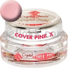 Crystal Nails Cover Pink X zselé 50ml