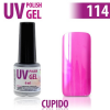UV Polish Gel - hybrid gél lakk 114.