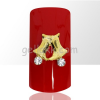 Bijou luxus körömékszer 11 csengettyű