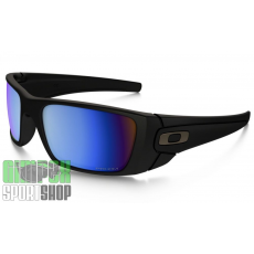 OAKLEY Fuel Cell Matte Black Prizm Salt Water Polarized