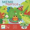 DJECO Memo Tropico - memóriajáték