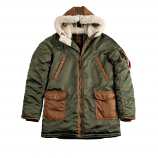Alpha Industries N3-B3 - dark green