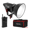 Aputure Videó lámpa Kit, LED Light Storm COB 120t, A-mount, táskával