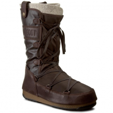 Moon Boot Hótaposó MOON BOOT - W.E. Monaco Mix 24004000001 Dk Brown