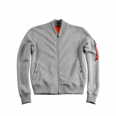 Alpha Industries X-Fit Sweat Jacket MA-1 - szrüke