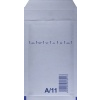 Légpárnás (buborékos) Boríték, Tasak A/11 -es Fehér belméret 100x165 mm, külméret 120x175 mm
