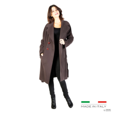 Fontana 2.0 női kabát CkéziRA_C13 barnaE
