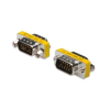 Digitus ASSMANN RS232 Adapter DSUB9 M (plug)/DSUB9 F (jack)