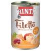 RINTI Filetto 6 x 420 g - Csirke & szív aszpikban