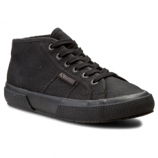 Superga Teniszcipő SUPERGA - 2754 Cotu S000920 Total Black 997