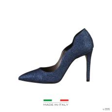 Made In Italia készült Italia női magassarkú cipő FRANCESCA_BLU