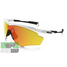 OAKLEY M2 Frame XL Polished White Fire Iridium