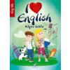 - I LOVE ENGLISH - KÉPES SZÓTÁR