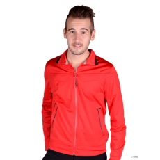 Puma Férfi Végigzippes pulóver Ferrari Track Jacket