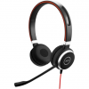 JABRA EVOLVE 40 UC DUO HEADSET HEADSET ONLY WITH 3.5MM JACK