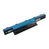 Whitenergy Acer Aspire 5253 10.8V Li-Ion 5200mAh akkumulátor fekete