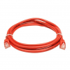 LogiLink CAT6 S/FTP Patch Cable PrimeLine AWG27 PIMF LSZH red 10m