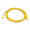 LogiLink CAT5e UTP Patch Cable AWG26 yellow 7,50m