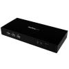 Startech DisplayPort 4K 2 portos USB KVM switch