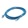 LogiLink CAT6 U/UTP Patch Cable EconLine AWG24 blue 0,50m