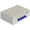 DELOCK 4 portos VGA switch manuális