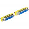DELOCK Sub-D 25pin F/F adapter