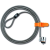 Kensington MicroSaver® Micro DS kulcsos ultrabook zár