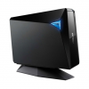 Asus SDRW-08D2S-U külső slim DVD író USB2.0 fekete BOX