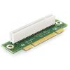 DELOCK PCI Riser card (90° bal 2U)