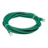 LogiLink CAT5e SF/UTP Patch Cable AWG26 green 0,50m