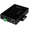 Startech 2 PORT SERIAL DEVICE SERVER - MOUNTABLE AND METAL SERIAL-TO-IP