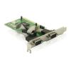 DELOCK PCI - 2 soros port IO vezérlő