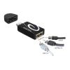 DELOCK USB 3.0 A -> eSATAp M/F adapter fekete