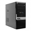 Gembird case CCC-D1-02 Midi Tower ATX without power supply, black