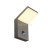 SLV-Big White ORDI kültéri IP44, 500 lm fali LED lámpatest mozgásérzékelővel, antracit - Big White SLV 232915