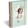 Kutyás füzetbox A/4 Pet Dog