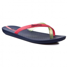 Ipanema Vietnámi papucsok IPANEMA - Mix Color Fem FF 81137 Blue/Green/Pink 23375