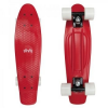 Area Penny Board, 22''/56cm, Piros/Fehér (penny-area-22-red/white)