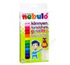 Nebulo Gyurma, színes, 12 darabos, NEBULÓ (RNEBNSZGY) gyurma
