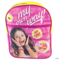 KIDS LICENSING hátizsák Soy Luna Disney My Own Way 30cm gyerek