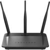D-Link Wireless AC750 Dual Band 10/100 Router külső antennával