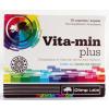 OLIMP LABS Vita-Min Plus Multivitamin 30 db kapszula, szerves formában, katekinnel és luteinnel - Olimp Labs