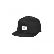 Alpha Industries X-Fit Cap baseball sapka - fekete