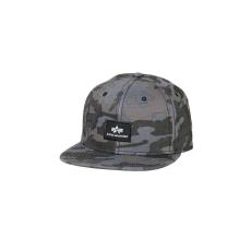 Alpha Industries X-Fit Cap baseball sapka - fekete terep