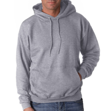 KEYA unisex kapucnis pulóver, szürke