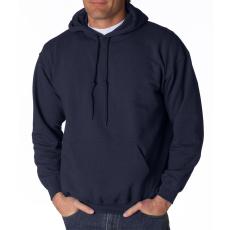 KEYA unisex kapucnis pulóver, sötétkék