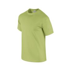 GILDAN ultra előmosott pamut póló, pistachio