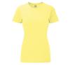 RUSSEL Karcsúsított fazonú, Russell Női póló, Yellow Marl női póló